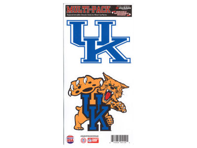 Kentucky Wildcats Moveable Decal 6x12