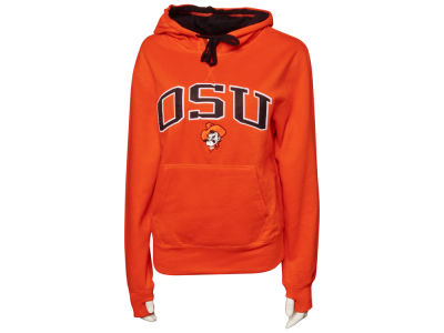 Oklahoma State Cowboys NCAA Ladies Tackle Twill Hoodie