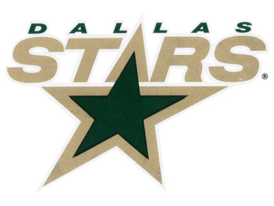 Dallas Stars Static Cling Decal