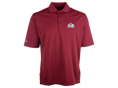 Colorado Avalanche NHL Pique Xtra Lite Polo