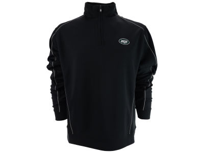 New York Jets NFL CB DryTec Edge Half Zip Jacket