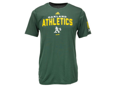 Oakland Athletics MLB Youth Batter Climalite T-Shirt