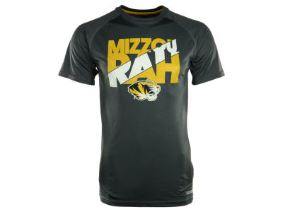 Missouri Tigers NCAA Training Poly T-Shirt