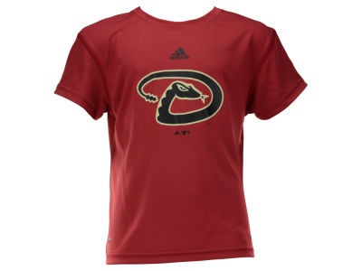 Arizona Diamondbacks MLB Kids Team Logo Climalite T-Shirt