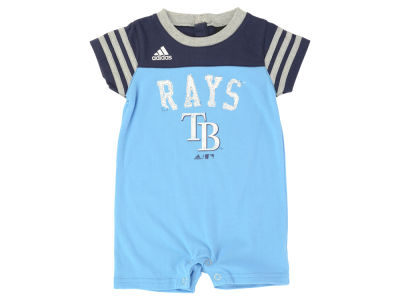 Tampa Bay Rays MLB Newborn Bat Boy Romper