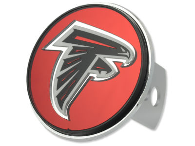 Atlanta Falcons Laser Hitch Cover