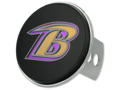 Baltimore Ravens Laser Hitch Cover