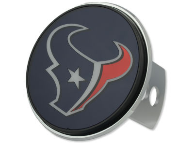Houston Texans Laser Hitch Cover