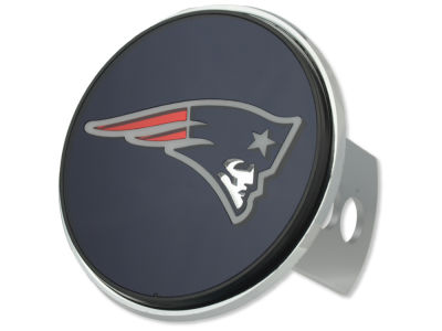 New England Patriots Laser Hitch Cover