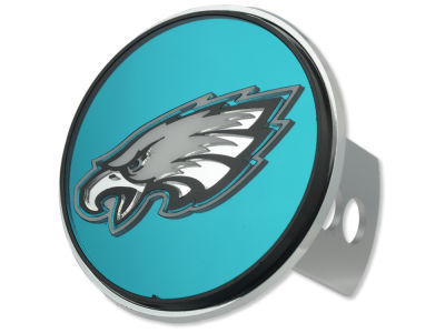 Philadelphia Eagles Laser Hitch Cover