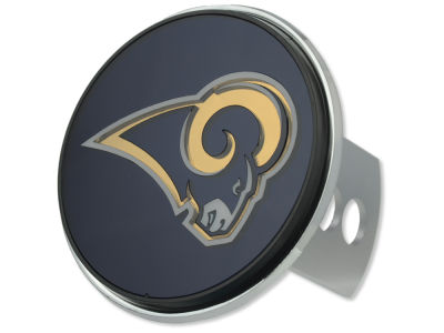 St. Louis Rams Laser Hitch Cover