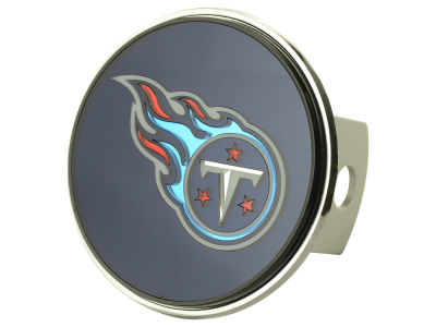 Tennessee Titans Laser Hitch Cover