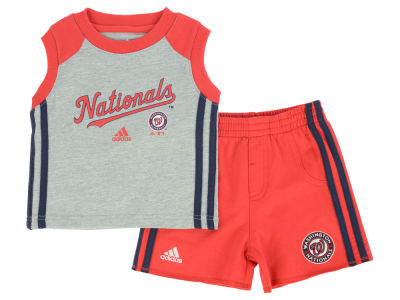 Washington Nationals MLB Infant Base Hit Short Set