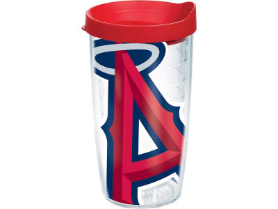 Los Angeles Angels 16oz. Colossal Wrap Tumbler with Lid