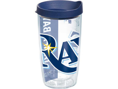 Tampa Bay Rays 16oz. Colossal Wrap Tumbler with Lid