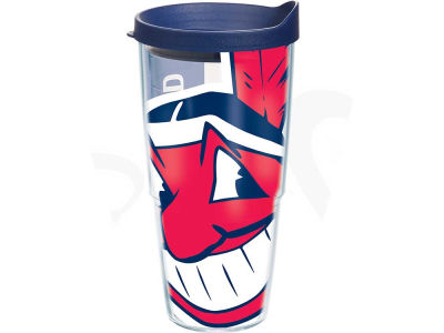 Cleveland Indians 24oz. Colossal Wrap Tumbler