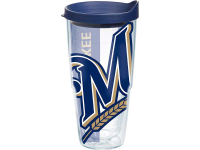 Milwaukee Brewers 24oz. Colossal Wrap Tumbler