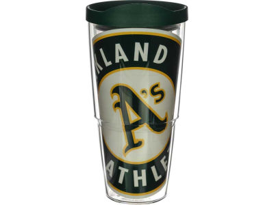 Oakland Athletics 24oz. Colossal Wrap Tumbler