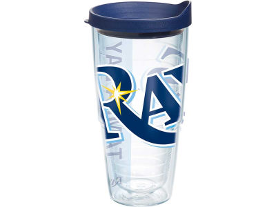 Tampa Bay Rays 24oz. Colossal Wrap Tumbler