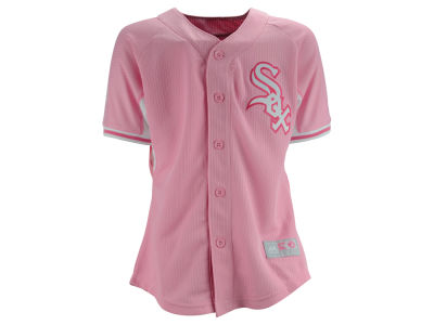 Chicago White Sox MLB Girls BP Jersey