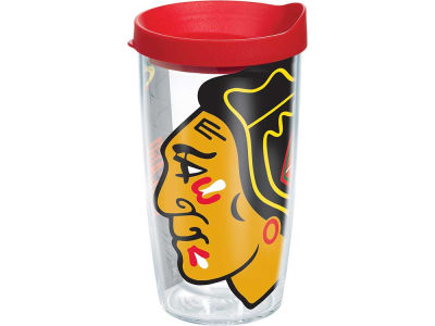 Chicago Blackhawks Tervis 16oz. Colossal Wrap Tumbler with Lid