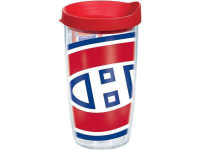 Montreal Canadiens 16oz. Colossal Wrap Tumbler with Lid