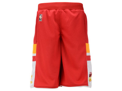 Miami Heat adidas NBA Retro Stripe Mesh Short