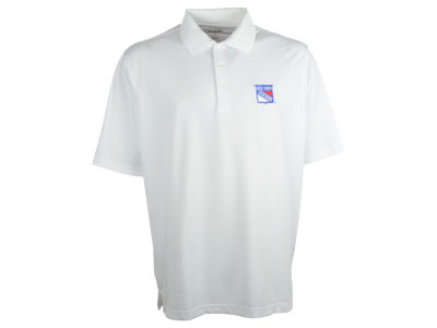 New York Rangers NHL Pique Xtra Lite Polo