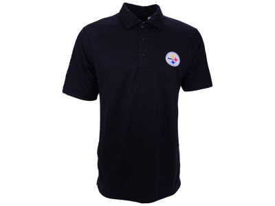 Pittsburgh Steelers NFL DryTec Genre Polo