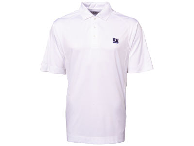New York Giants NFL Drytec Sullivan Embossed Polo