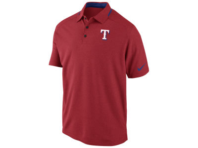 Texas Rangers Nike MLB Men's AC Dri-Fit Player Polo Shirt