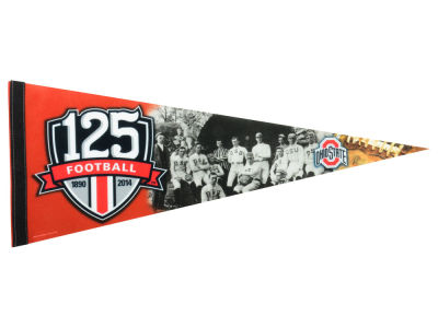 Ohio State Buckeyes 12x30in Pennant