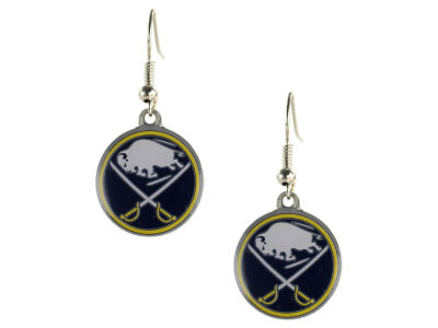 Buffalo Sabres Logo Earrings