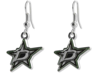 Dallas Stars Logo Earrings
