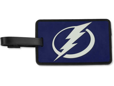 Tampa Bay Lightning Soft Bag Tag