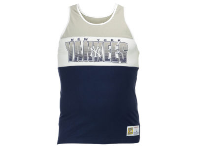 New York Yankees MLB Men's Home Stand Mesh Tank
