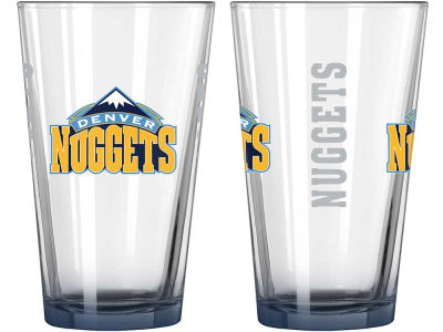 Denver Nuggets 2-pack Elite Glass Pint Set
