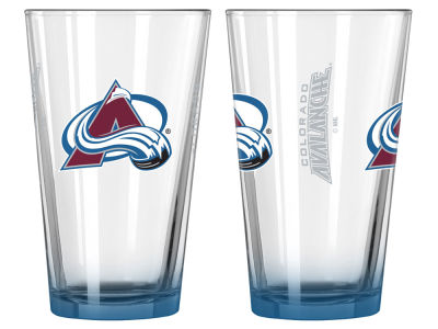 Colorado Avalanche 2-pack Elite Glass Pint Set