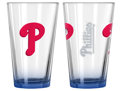 Philadelphia Phillies 2-pack Elite Glass Pint Set