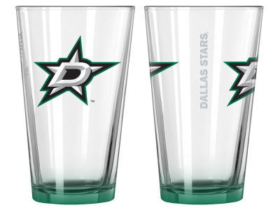Dallas Stars 2-pack Elite Glass Pint Set