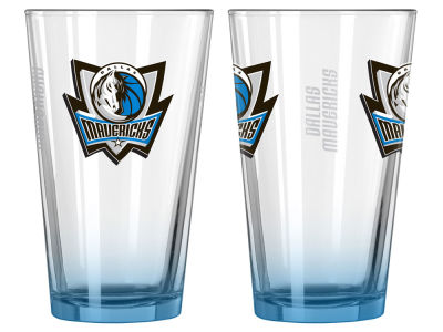 Dallas Mavericks 2-pack Elite Glass Pint Set
