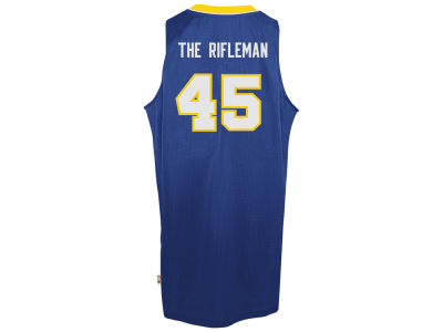 Indiana Pacers Chuck Person adidas NBA Men's Nickname Soul Swingman Jersey