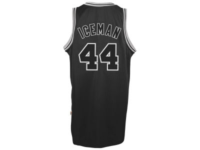 San Antonio Spurs George Gervin adidas NBA Nickname Soul Swingman Jerseys