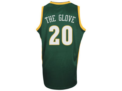 Seattle SuperSonics Gary Payton adidas NBA Nickname Soul Swingman Jerseys