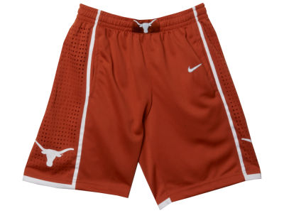 Texas Longhorns NCAA Youth Authentic Basketball Short