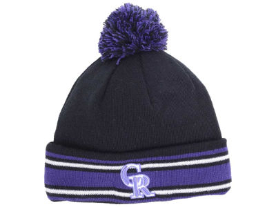 Colorado Rockies New Era MLB AC Knit