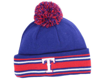 Texas Rangers New Era MLB AC Knit