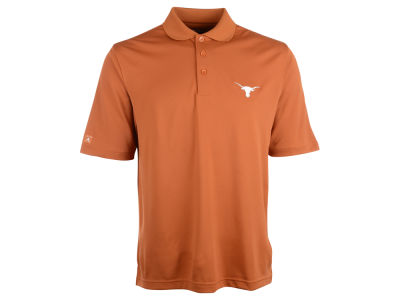 Texas Longhorns NCAA Pique Xtra-Lite Polo