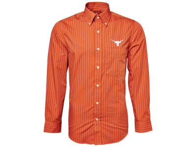 Texas Longhorns NCAA Achieve Button Down Woven