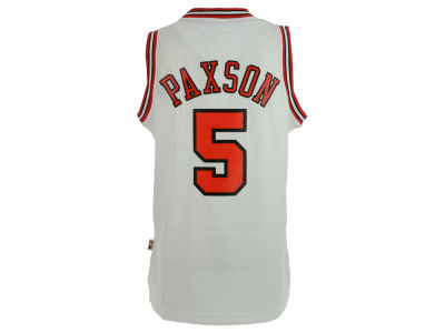 Chicago Bulls John Paxson adidas NBA Retired Player Swingman Jersey